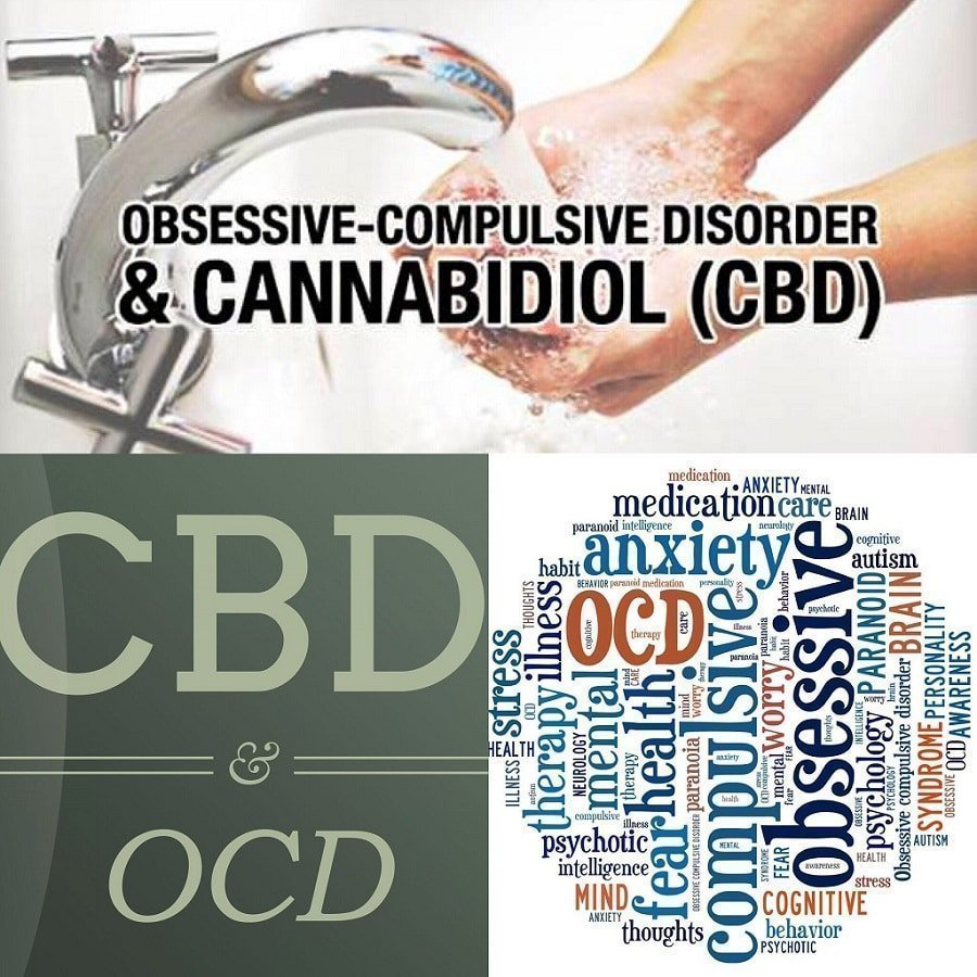 Treating OCD with CBD